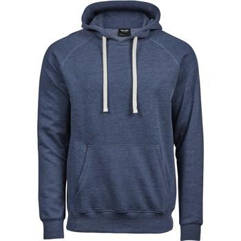 textil Herr Sweatshirts Tee Jays T5502 Denim Blå Melange