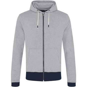 textil Herr Sweatshirts Ecologie EA051 Ljung/Navy