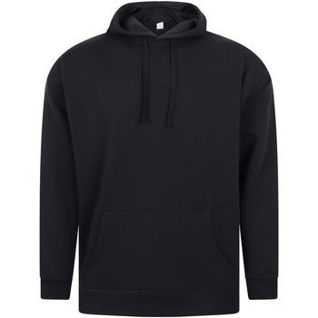 textil Sweatshirts Skinni Fit SF527 Marinblått