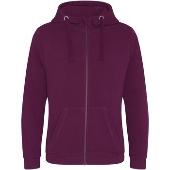 textil Herr Sweatshirts Awdis JH150 Bourgogne