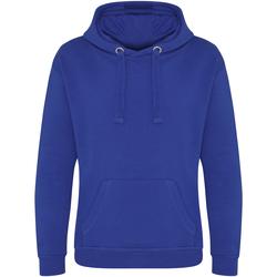 textil Herr Sweatshirts Awdis JH101 Kunglig blå