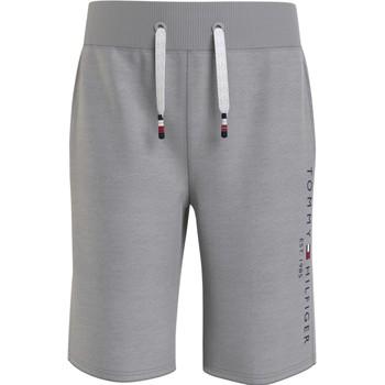 textil Pojkar Shorts / Bermudas Tommy Hilfiger BAHAMA Grå