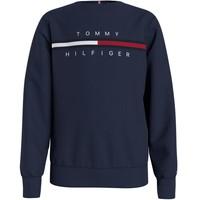textil Pojkar Sweatshirts Tommy Hilfiger KB0KB06568-C87 Marin