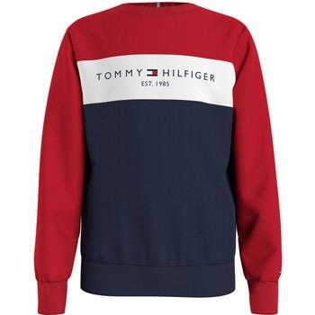textil Pojkar Sweatshirts Tommy Hilfiger KB0KB06596-0SM Flerfärgad