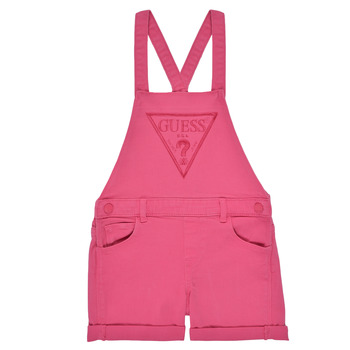 textil Flickor Uniform Guess K1GK10-WB5Z0-JLPK Rosa