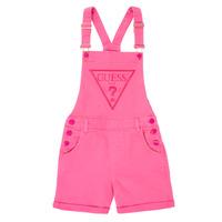textil Flickor Uniform Guess J1GK12-WB5Z0-JLPK Rosa