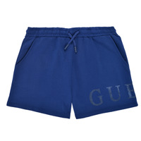 textil Flickor Shorts / Bermudas Guess J1GD00-KAN00-PSBL Marin