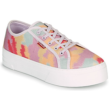 Skor Dam Sneakers Levi's TIJUANA Flerfärgad