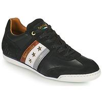 Skor Herr Sneakers Pantofola d'Oro IMOLA UOMO LOW Svart