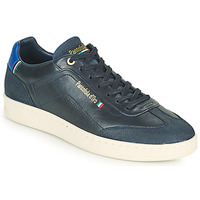 Skor Herr Sneakers Pantofola d'Oro MESSINA UOMO LOW Blå
