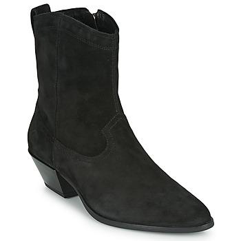 Skor Dam Stövletter Vagabond Shoemakers EMILY Svart