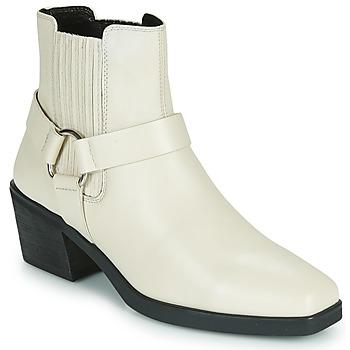 Skor Dam Stövletter Vagabond Shoemakers SIMONE Vit