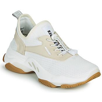 Skor Dam Sneakers Steve Madden MATCH Vit / Beige