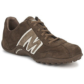 Skor Herr Sneakers Merrell SPRINT BLAST LTR Brun