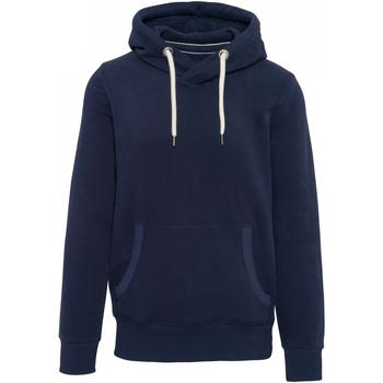 textil Sweatshirts Kariban Vintage KV2308 Vintage marinblått
