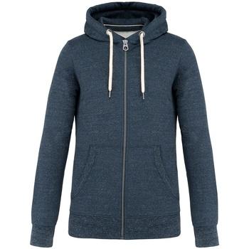 textil Sweatshirts Kariban Vintage KV2306 Nattblått Heather