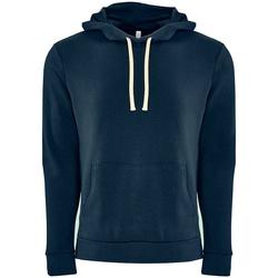 textil Sweatshirts Next Level NX9303 Marinblått