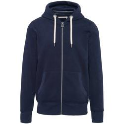 textil Sweatshirts Kariban Vintage KV2306 Vintage marinblått