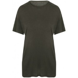 textil Herr T-shirts Ecologie EA002 Fern Green