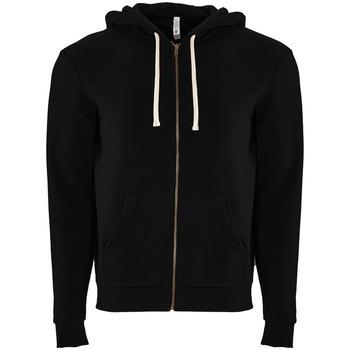 textil Sweatshirts Next Level NX9602 Svart