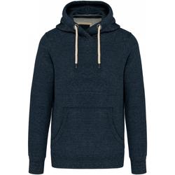 textil Sweatshirts Kariban Vintage KV2308 Nattblått Heather