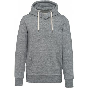 textil Sweatshirts Kariban Vintage KV2308 Slub Grey Heather
