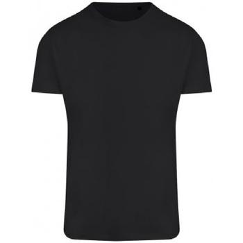 textil Herr T-shirts Ecologie EA004 Jet Black