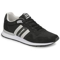 Skor Herr Sneakers Jack & Jones JFW STELLAR MESH 2.0 Svart / Vit