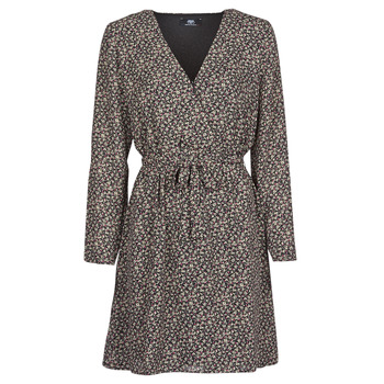 textil Dam Korta klänningar Le Temps des Cerises MIA Svart