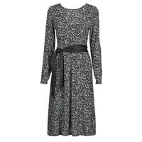 textil Dam Korta klänningar Le Temps des Cerises CANDY Svart