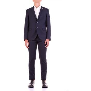 textil Herr Kostymer Manuel Ritz 2932A3318-203554 Blu