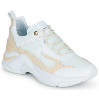 Skor Dam Sneakers Tommy Hilfiger FASHION WEDGE SNEAKER Vit