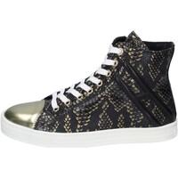 Skor Dam Sneakers Hogan BK650 Svart
