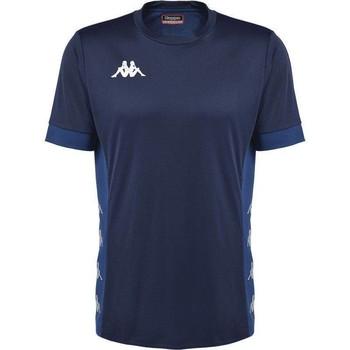 textil T-shirts Kappa Maillot  dervio violet