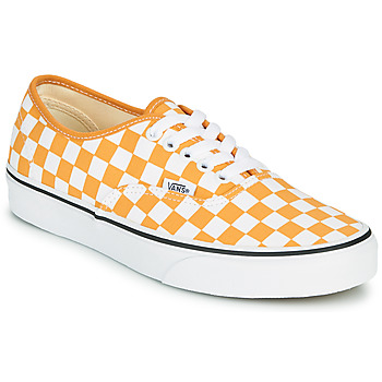 Skor Dam Sneakers Vans AUTHENTIC Gul