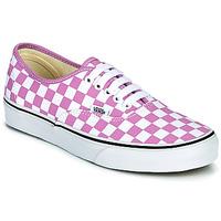 Skor Dam Sneakers Vans AUTHENTIC Lila