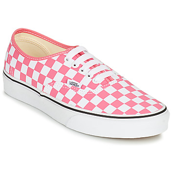 Skor Dam Sneakers Vans AUTHENTIC Rosa