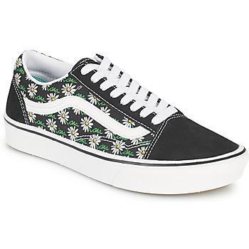 Skor Dam Sneakers Vans COMFYCUSH OLD SKOOL Svart / Vit
