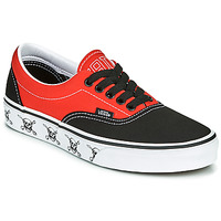 Skor Sneakers Vans ERA Svart / Röd