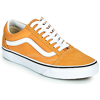 Skor Dam Sneakers Vans OLD SKOOL Gul