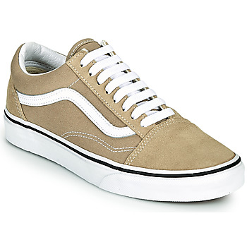 Skor Sneakers Vans OLD SKOOL Beige