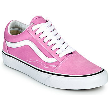 Skor Dam Sneakers Vans OLD SKOOL Lila