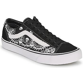 Skor Sneakers Vans STYLE 36 Svart / Vit