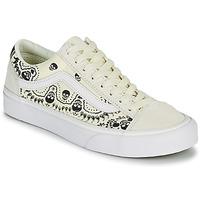 Skor Sneakers Vans STYLE 36 Beige / Svart