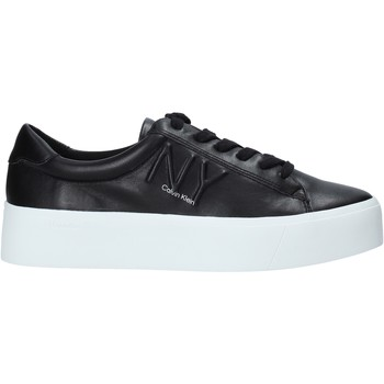 Skor Dam Sneakers Calvin Klein Jeans B4E00036 Svart