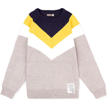 textil Barn Tröjor Losan 023-5001AL Grå