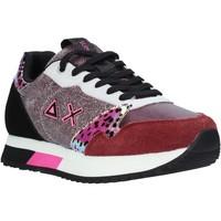 Skor Dam Sneakers Sun68 Z40227 Violett