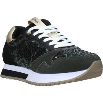 Skor Dam Sneakers Sun68 Z40224 Grön
