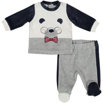 textil Barn Kostymer och slipsar Melby 20Q0890 Grå