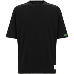 textil Dam T-shirts & Pikétröjor Freddy F0ULTT2 Svart